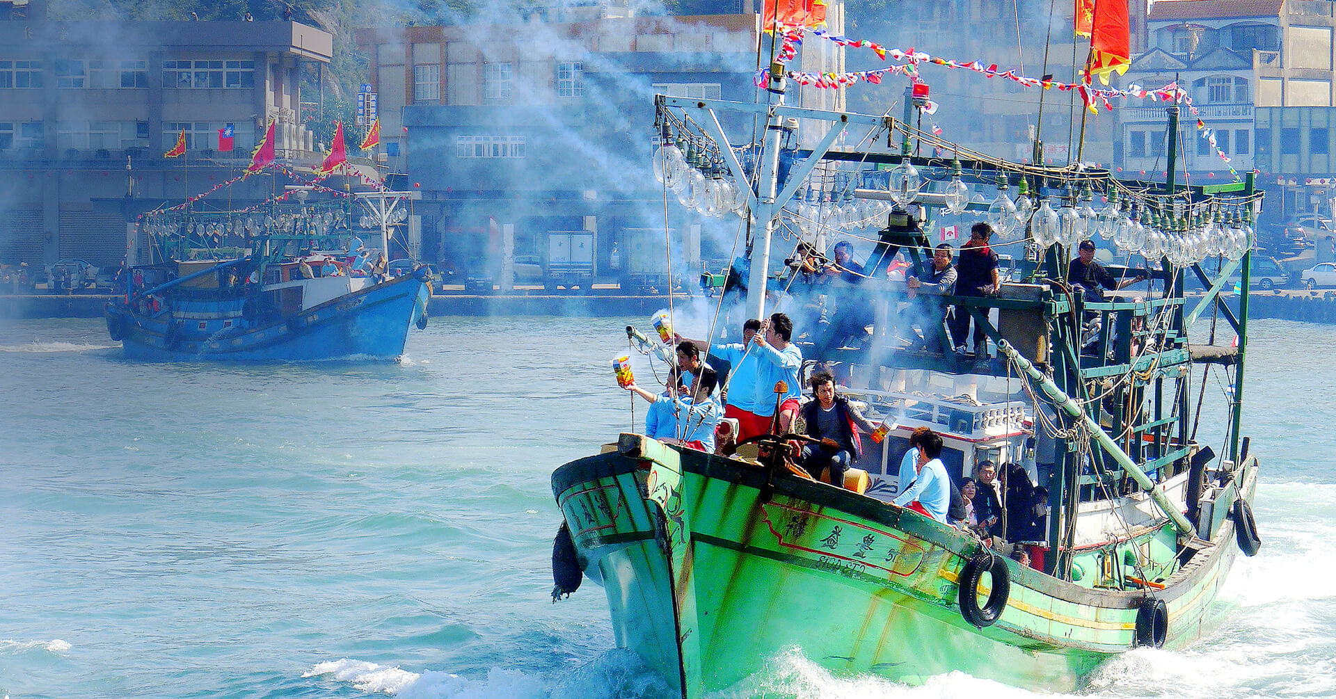 Yehliu Harbor Purification Festival