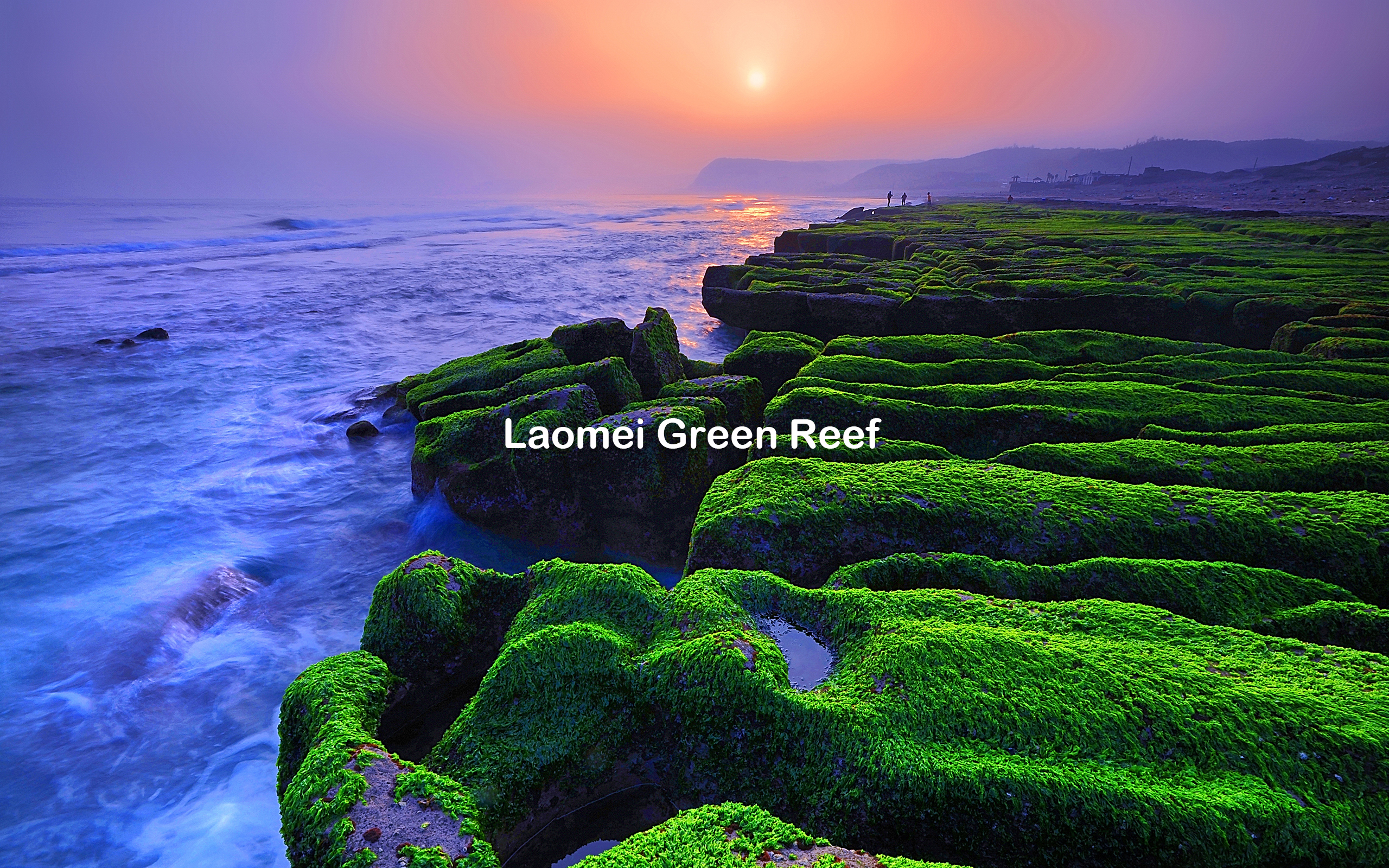Laomei Green Reef(slide banner)