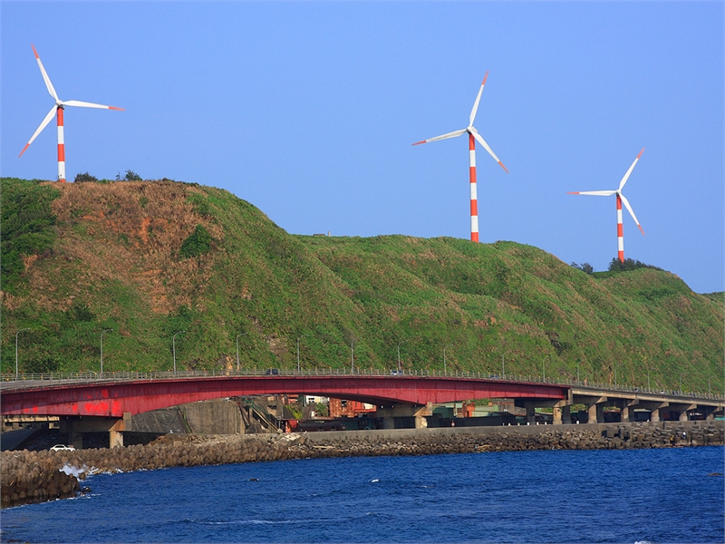 Shihmen wind power Photo4