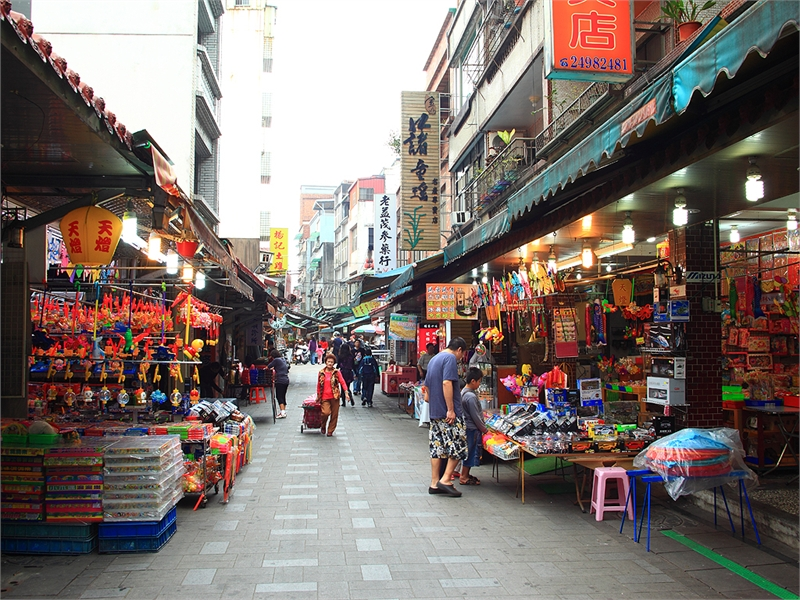 Jinshan Street Photo 1
