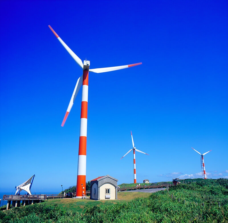 Shimen Wind Power Station (Shimen Windmill Park)